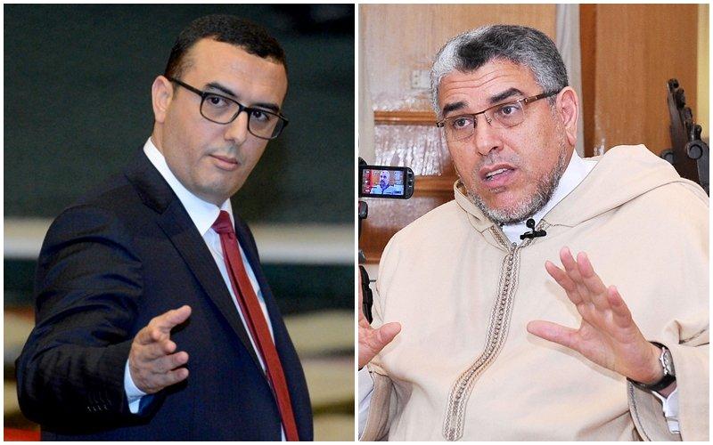 برلمانيون يطالبون بإعفاء الوزيرين الرميد وأمكراز وتفتيش مكاتبهم للمحاماة