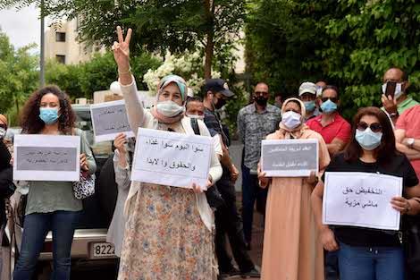 """""""رفض الحوار"""" يدفع أولياء تلاميذ إلى الاحتجاج على مدارس خاصة"""