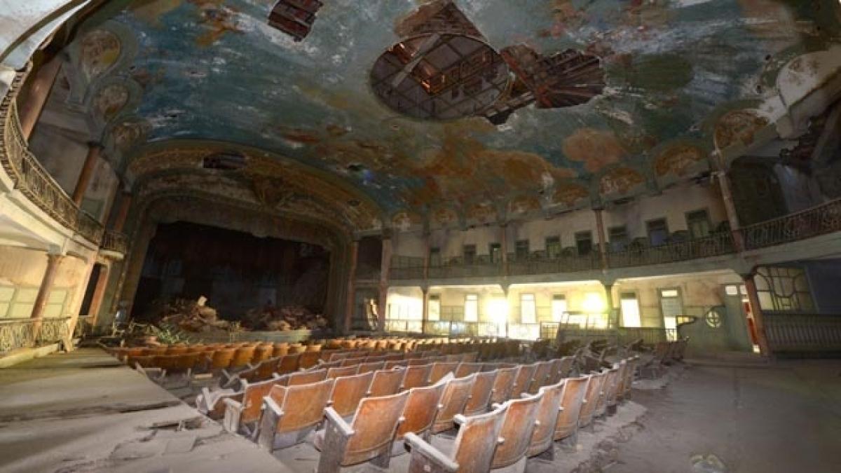 مجلس النواب الإسباني يوافق على هبة لا رجعة فيها لمسرح سرفانتيس الكبير بطنجة