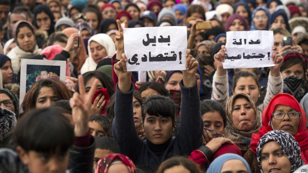 المتابعات القضائية تعود لجرادة.. محاكمة 4 نشطاء بتهمة خرق الطوارئ والتحريض