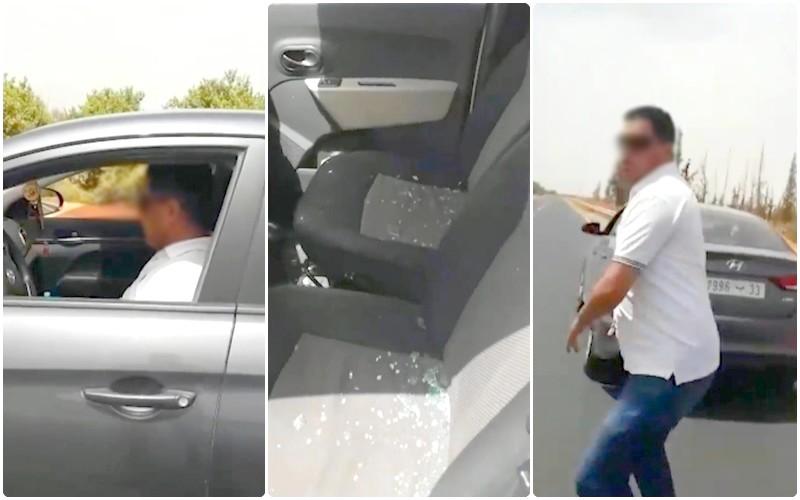 عَنّف مواطنًا وهشّم سيارته وهدده بـ'الذبح'.. مديرية الحموشي تلاحق مفتش شرطة 'مفرعن'