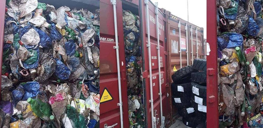 القلق الشديد للائتلاف المغربي لهيئات حقوق الإنسان منقرار السماح باستيراد النفايات