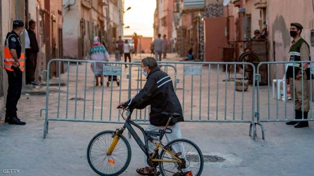 جمعية حقوقية تحمل الحكومة مسؤولية تفاقم الوضع الوبائي بمراكش