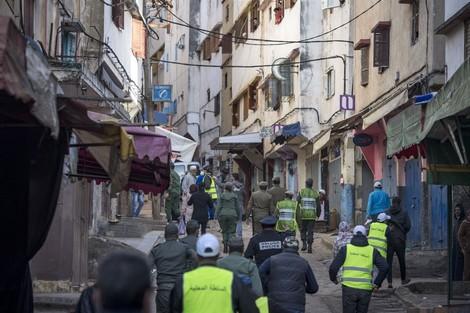 المغرب  على أبواب كارثة صحية واجتماعية وبالتالي سياسية وأمنية خطيرة إلا إذا تم ت تعيين حكومة وطنية