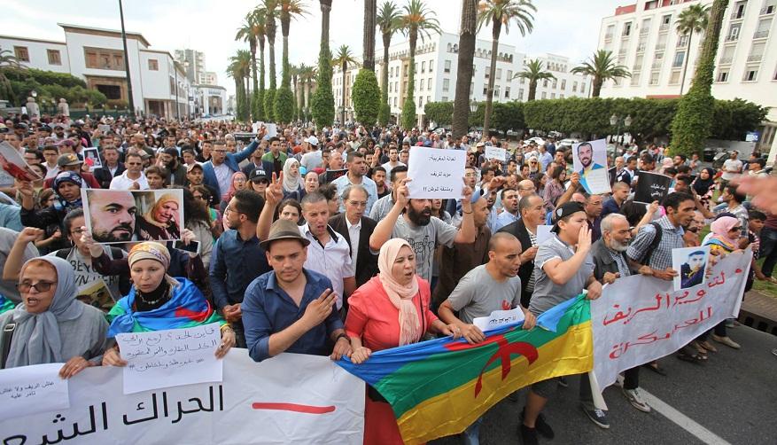 منتدى شمال المغرب يراسل العثماني حول وضعية معتقلي الحراك