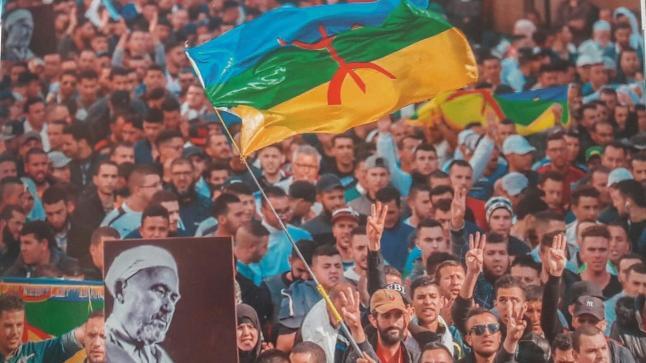 """""""ناشيونال جيوغرافيك"""": 99.9% من المغاربة هم أمازيغ.. ونسبة العرب في شمال إفريقيا منعدمة"""