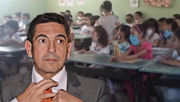 هذه تفاصيل الصورة التي أغضبت المغاربة في أول أيام الدخول المدرسي !