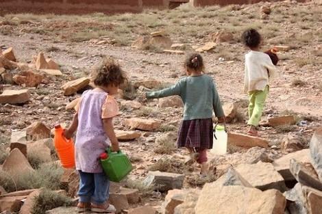 رابطة حقوقية تحمل الحكومة مسؤولية تردي أوضاع المواطنين وتطالب بالتعويض عن الفقر