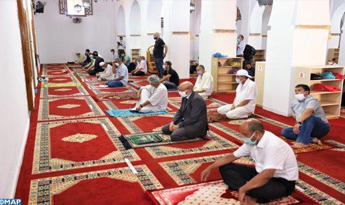 عاجل..إقامة صلاة الجمعة بمساجد المملكة ابتداء من يوم الجمعة المقبل