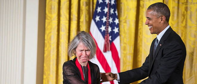 شاعرة أمريكية تحصد جائزة نوبل للآداب !