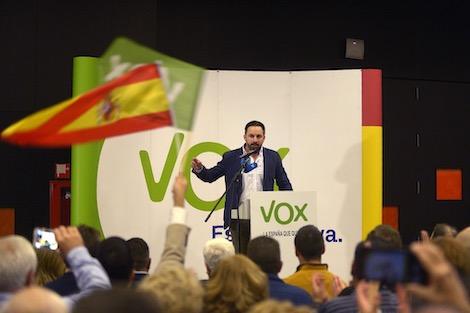 بسبب سبتة ومليلية المحتليتن.. حزب فوكس المتطرف يهاجم الحكومة الإسبانية