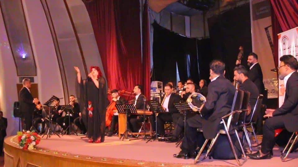وزارة الثقافة العراقية تحتفي بالمرأة