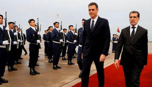 """عاجل. """"بعد مقارنة العثماني سبتة ومليلية بالصحراء"""".. الحكومة الإسبانية تستدعي السفيرة المغربية"""
