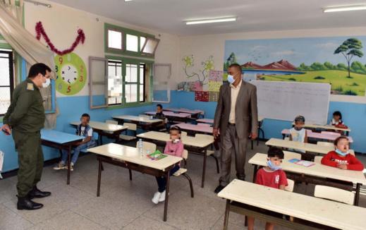 وزارة التعليم المغربية تبحث عن السلالة الجديدة لكورونا في صفوف التلاميذ