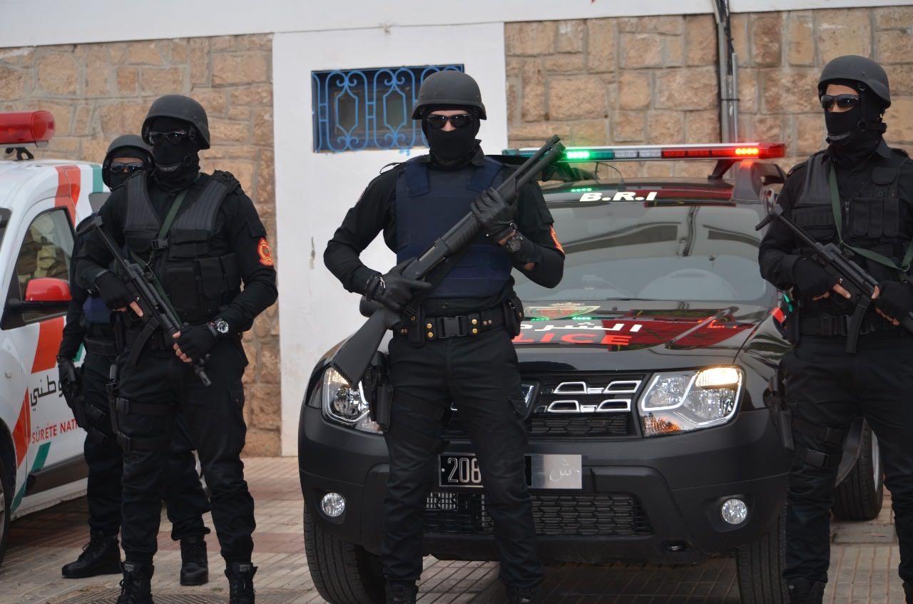 (بلاغ DGSN)  المصلحة الولائية للشرطة القضائية بمدينة تطوان