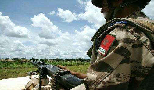 مقتل جندي مغربي بهجوم مسلح في أفريقيا الوسطى..مجلس الأمن يجتمع!