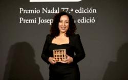 ابنة الريف نجاة الهاشمي تفوز بجائزة 'نادال' الأدبية من إسبانيا
