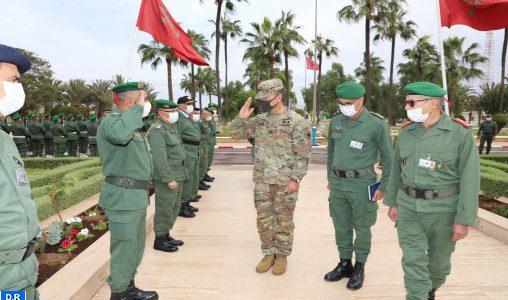 Les armées marocaine et américaine explorent de nouvelles opportunités de coopération